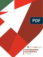 Manuale Fatturazione Elettronica - 7.02.00