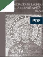 Halsall Guy - Las Migraciones Barbaras Y El Occidente Romano 376 - 568