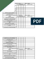 ORDEN Y ASEA DEL AREA DE PLANO (TINTORERIA CONTINUA)