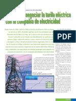 Tarifas Electricas