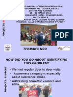 Support Thabang Ngo 26032011