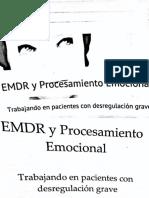 Emdr y Procesamiento Emocional. Anabel Gonzalez