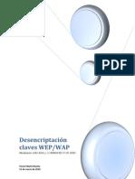 Desencriptación claves WEP