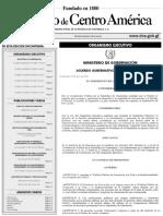 CEPCLA MINGOB AC 149-2021 APROBAR POLÍTICA PÚBLICA DE PROTECCIÓN A LA VIDA Y