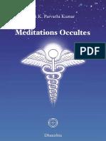 Occult Meditations f