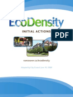 eco - density