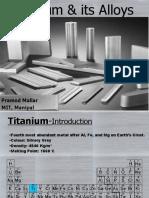 Titanium & Alloys