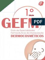 Cópia de Guia Formulário de Dermocosméticos 1ª EDIÇÃO 2017-1-2