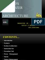 PPT on AMD Bulldozer Architecture