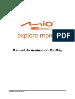 Manual do GPS Mio C520 - Guia 4 Rodas