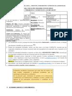 Educación Ciudana 3m Guía 2 Conceptos Fundamentos y Atributos de La Democracia