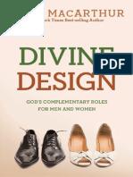 John MacArthur - Diseño Divino