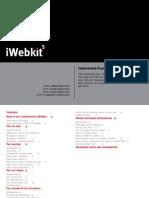 iPhone WebKit User Manual