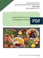 Plano Alimentar - Francisca Da Chaga