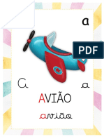 Alfabeto de varal