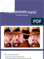 O marinheiro - Fernando Pessoa