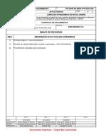 Controle de Documentos - Rev B
