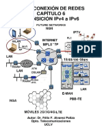 Interconexión de Redes IP-6-Transición a IPv6 - Sistemas Op