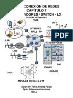 Interconexión de Redes IP-7-Routers-Switch-L3