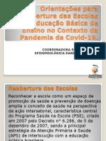 ORIENTACOES DE SAUDE PARA A ABERTURA DAS ESCOLAS DE GOVERNADOR NEWTON BELLLO pdf 2
