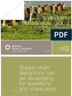 Managing Sustainable Global Supply Chains