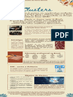 Infográfico Clusters