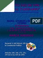 Manual SOAT DECRETO 2423 DE 1996