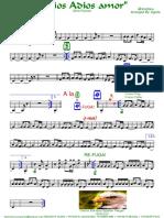 Adios Adios Amor - Trumpet in Bb 2