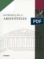 Introdução a Aristóteles - Giovanni Reale