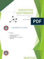 S1-B Resistencias y Corriente Electrica