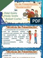 Grupo 2 _Tecnicas de presentacion y Moderacion