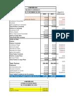 Ejercicio Practica Finanzas i Flujo Efectivo