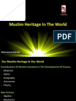Muslim Heritage In The World