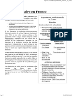 (Ordre Judiciaire en France — Wikipédia)