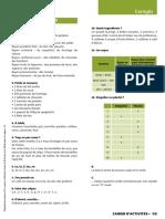 Corrigés - Cahier d'Activités 3