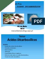 014_Estudo_dos_Ácidos_Dicarboxilicos