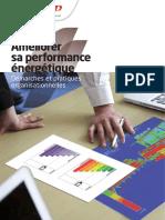 amélioration du performance énergétique