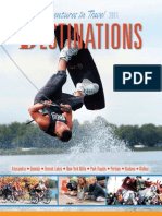 2011 Minnesota Destinations Travel and Activities Magazine