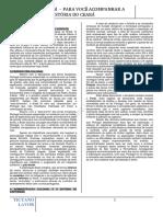 HISTÓRIA DO BRASIL - APOSTILA pdf