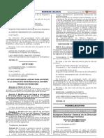 Ley Que Uniformiza La Edad Para Acceder a La Jubilacion Anti Ley No 31332 1979384 14