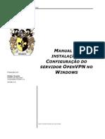 Open VPN - Servidor Windows