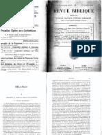 Abel, Alexandre Le Grand en Syrie Et en Palestine