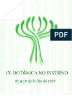 Apostila Botanica No Inverno 2019