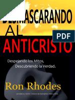Desmascarando al Anticristo - Ron Rhodes
