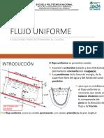Clase 4 Flujo Uniforme_Ecuaciones