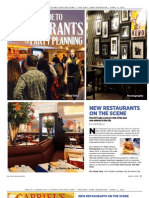 Observer Guide to Restaurants and Party Planning - April 4, 2011