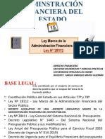 10 - ADMINSTRACIÓN FINANCIERA DEL ESTADO