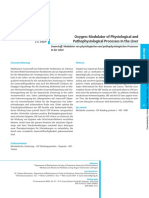 Oxygen- Modulator of Physiological and Pathophysiological Processes in the Liver