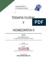 Manual Homeopatía y Florales de Nueva Generación