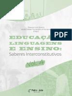 EBOOK PUBLICADO- Educação+Saberes+Vol4